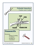 Colonial Trades Lesson 10 - Gunsmith