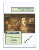 Colonial Trades Lesson 11 - Blacksmith