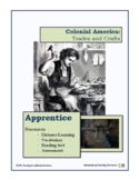 Colonial Trades Lesson 14 - Apprentice