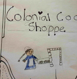 Colonial Trades Research Graphic Organizer