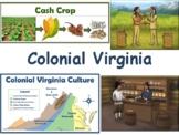 VA Studies: Colonial Virginia Lesson - study guide, exam p