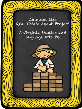 Colonial Virginia Real Estate Agent Project PBL