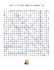 Colonial Wars Word Search Puzzle