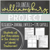 Colonial Research Project