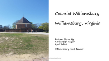 Colonial Williamsburg in Pictures