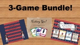 Colonial and American Revolution Games--The Bundle!