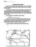 Colonialism, Economic Rivalry, Mercantilism