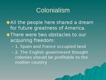 Colonialism literature
