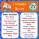 Colonies Bundle – Upper Elementary – No Prep, Print & Go
