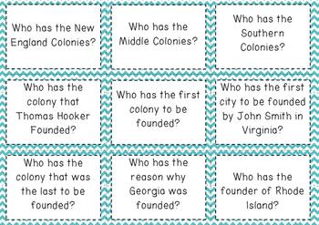 Colonies Game