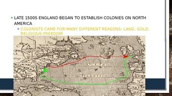 Colonies Take Root Powerpoint