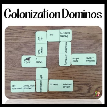 13 Colonies Review Game