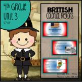 Colonization - British Colonial Regions, 4.1.P, SC 2020 Co