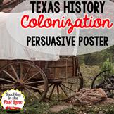 Colonization Persuasive Poster Activity