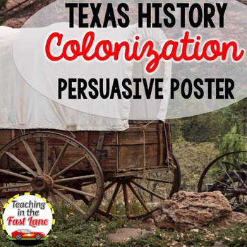 Colonization Persuasive Poster Activity