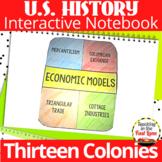 Colonization of America Notebook Kit (U.S. History)