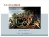 Colonization of North America