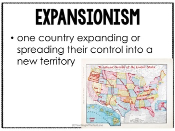 Colonization of Texas PowerPoint