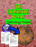 Colonize Mars:  Technology Activity