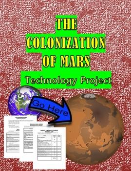 Colonize Mars:  Technology Activity