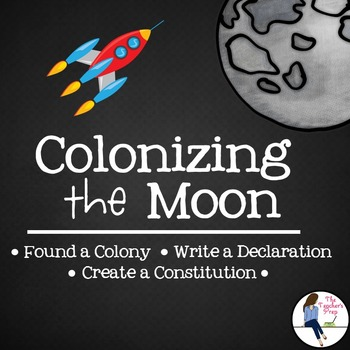 Colonizing the Moon - An American History Simulation