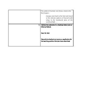 Colons versus Semicolons Comparison Chart