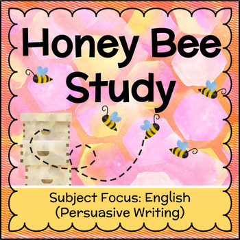 Colony Collapse Disorder - Persuasion Text