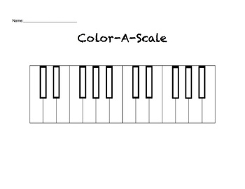 Color-A-Scale