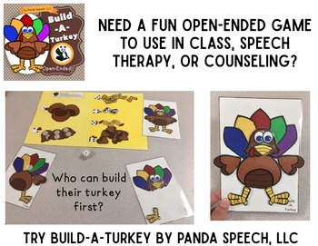 Color-A-Turkey FREEBIE