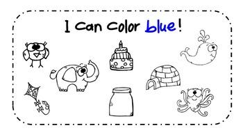 Color Activity Book Bundle!