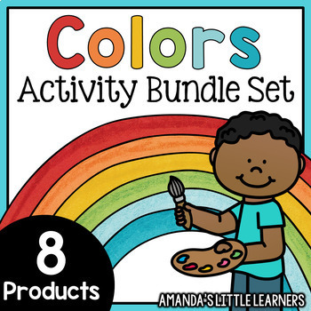 Color Activity Bundle