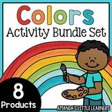 Learning About Colors Activity Bundle