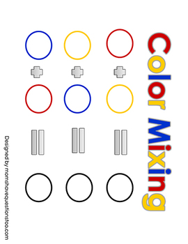 Color Activity Pack