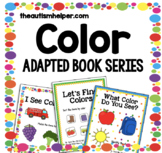 Color Adapted Book Series