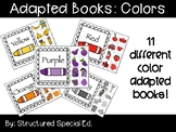 Color Adapted Books