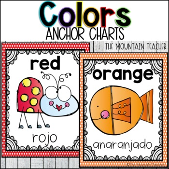Color Anchor Charts