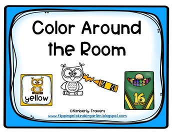 Color Around the Room