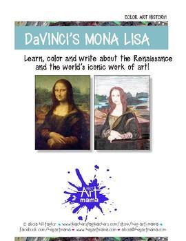 Color Art History: The Mona Lisa and the Renaissance