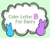 Letter B Identification