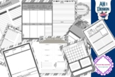 Color Basic Printable Journal Planner