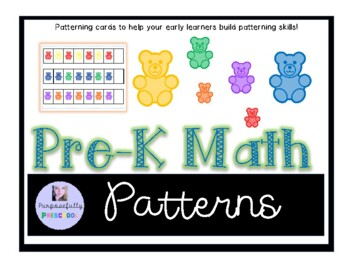 Color Bears Patterning