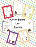 Color Bears Unit (Color Words through Literature) Book Com