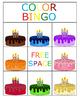 Color Bingo (Beginner)