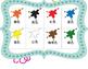 Mandarin Chinese Color Bingo game 颜色宾果游戏