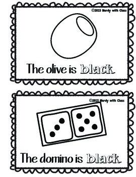 Color Black Book