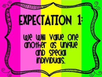 Color Block Great Expectations