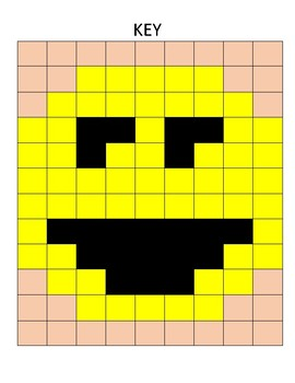 Color Block Puzzle-Integer Addition/Subtraction Practice