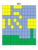 Color Block Puzzle-using half as a benchmark