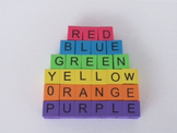 Learning Colors Blocks with Lessons