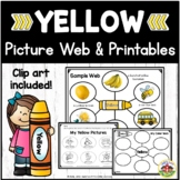 Color Yellow Picture Web